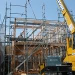 新築工事2